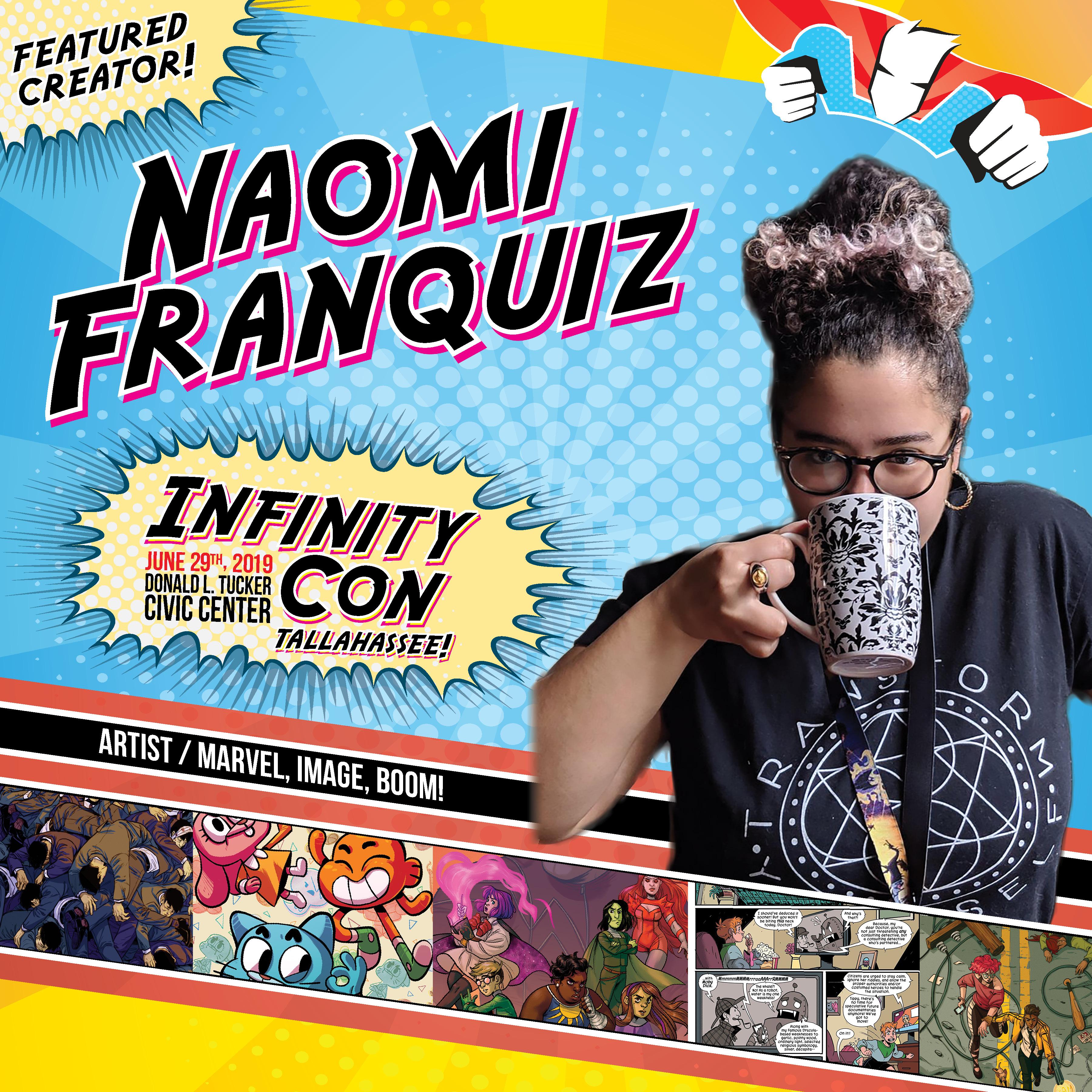 Naomi Franquiz