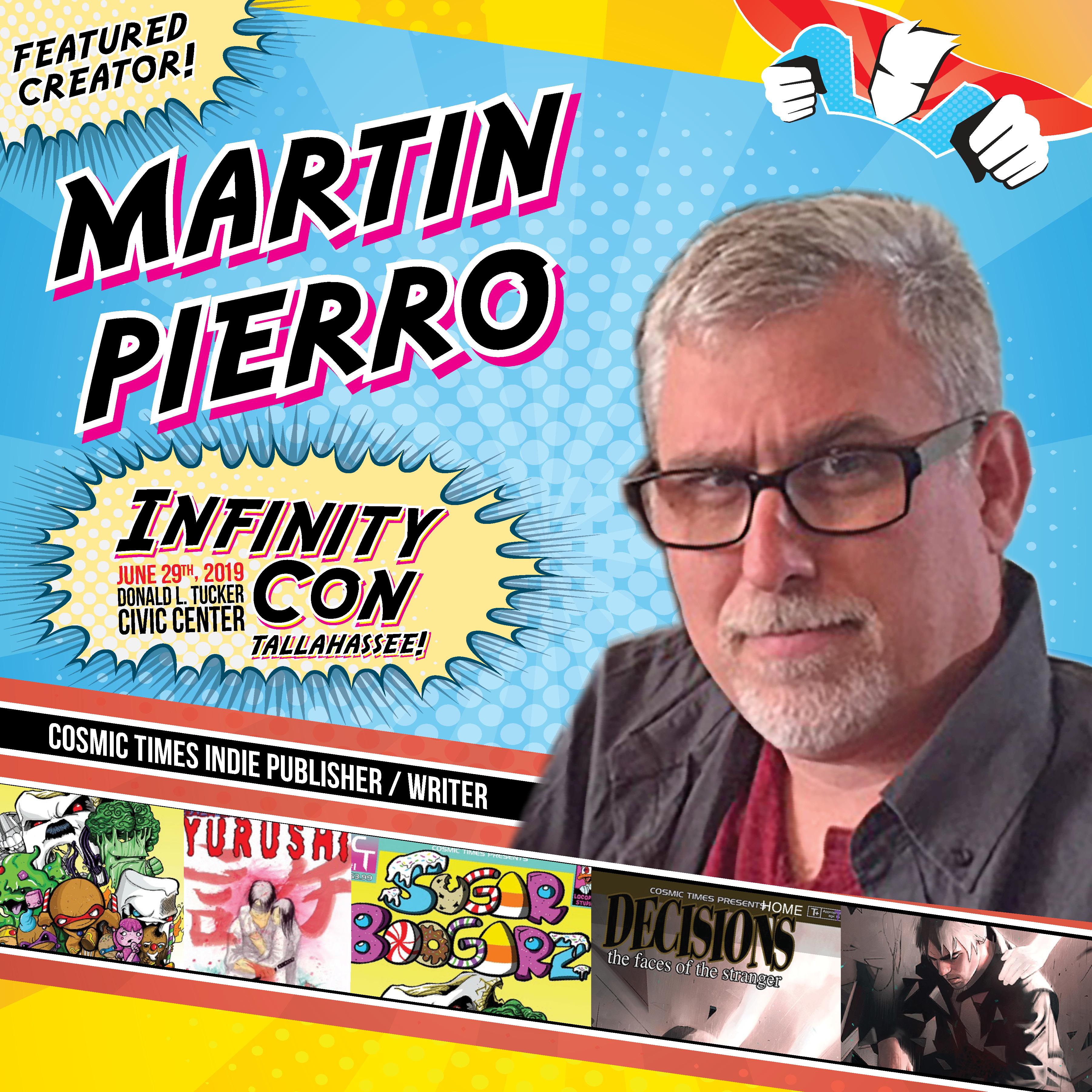 Martin Pierro