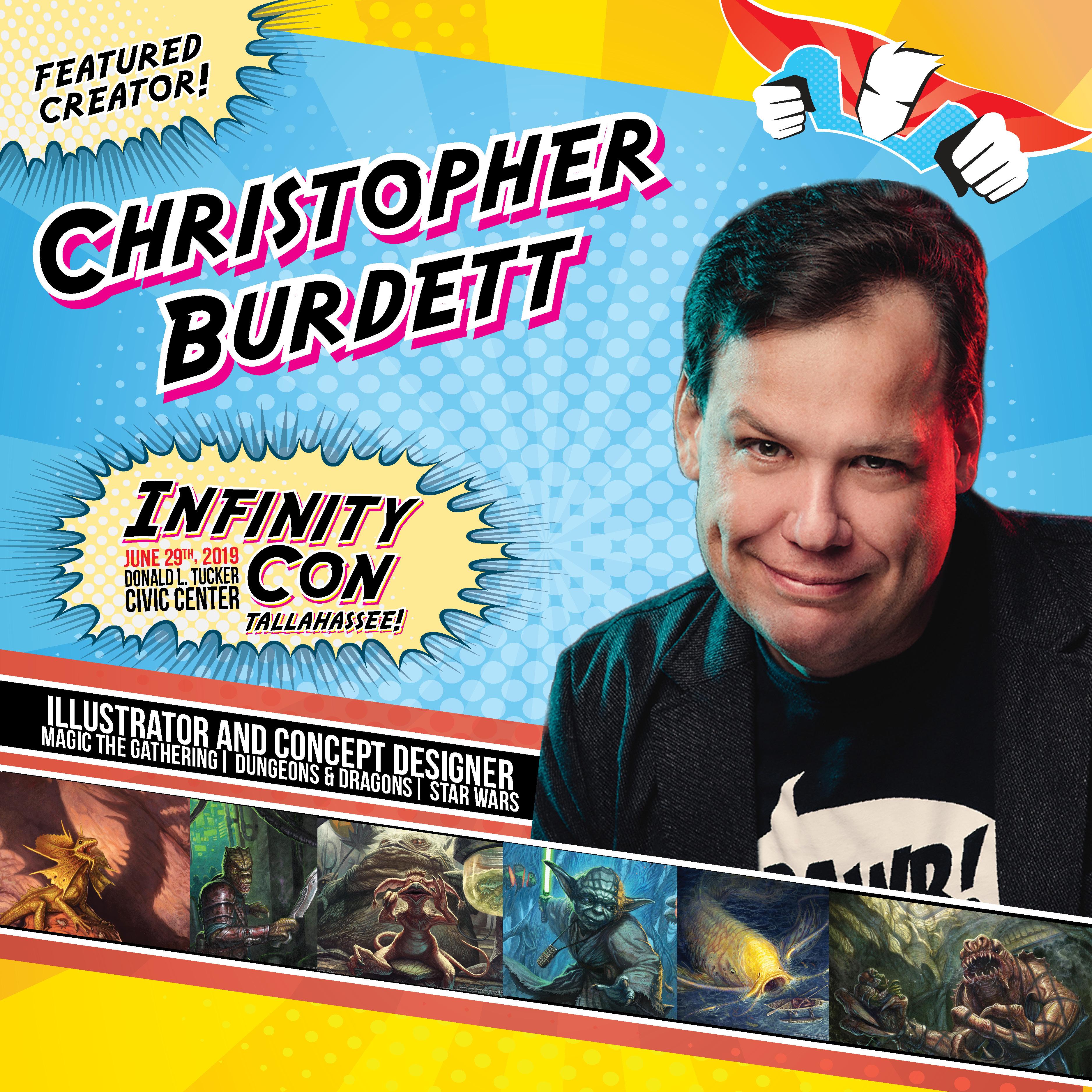 Christopher Burdett