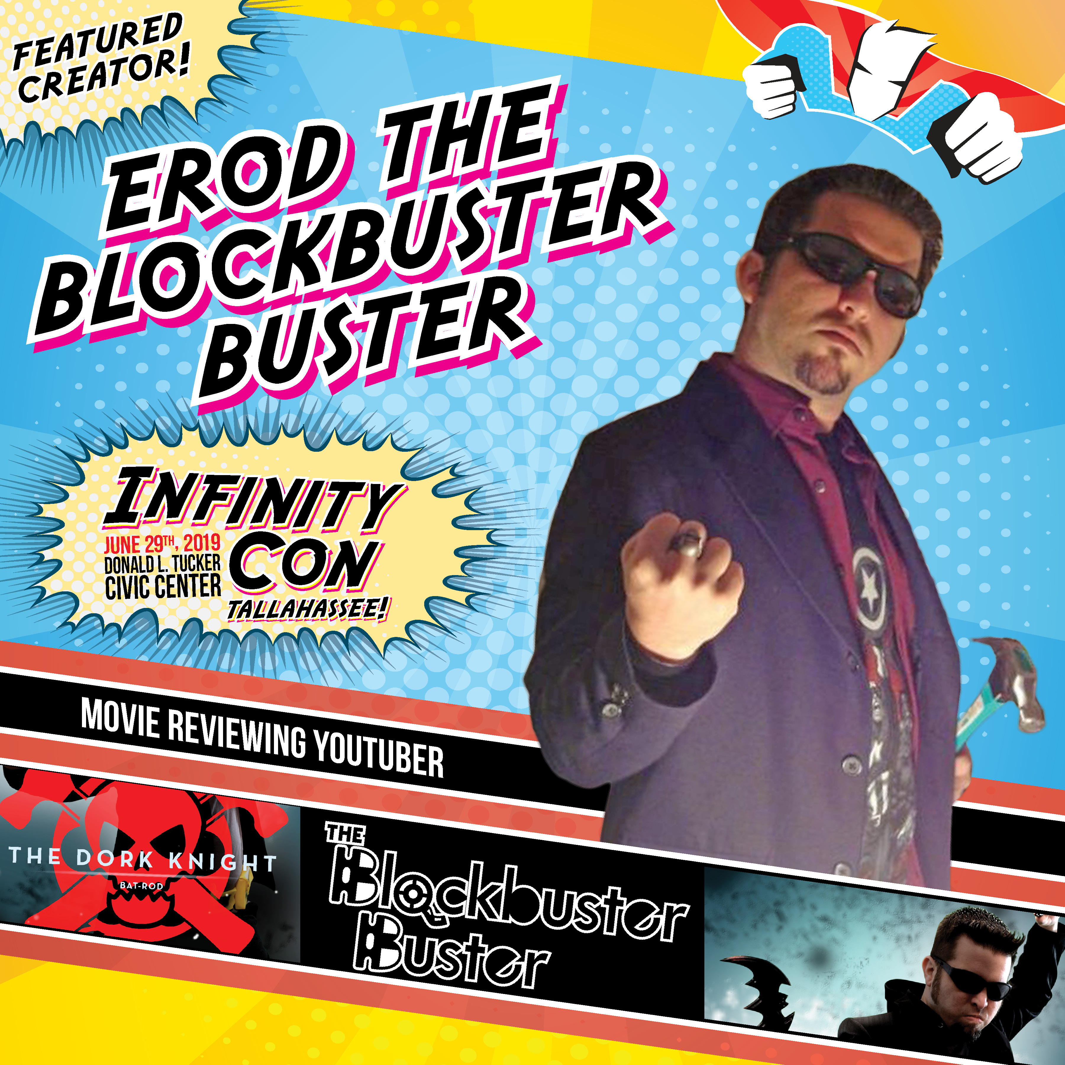 EROD The Blockbuster Buster!