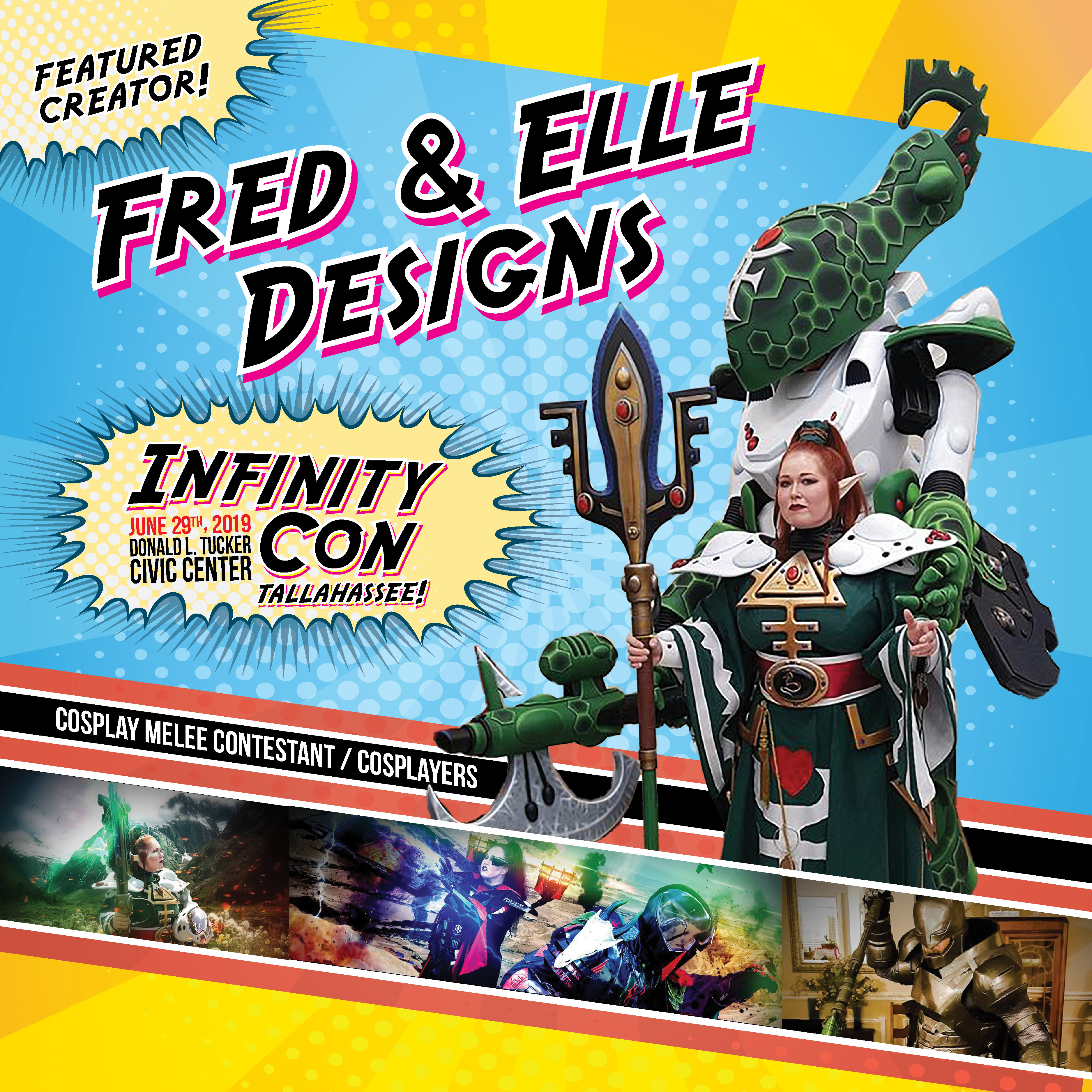 Fred and Elle Designs