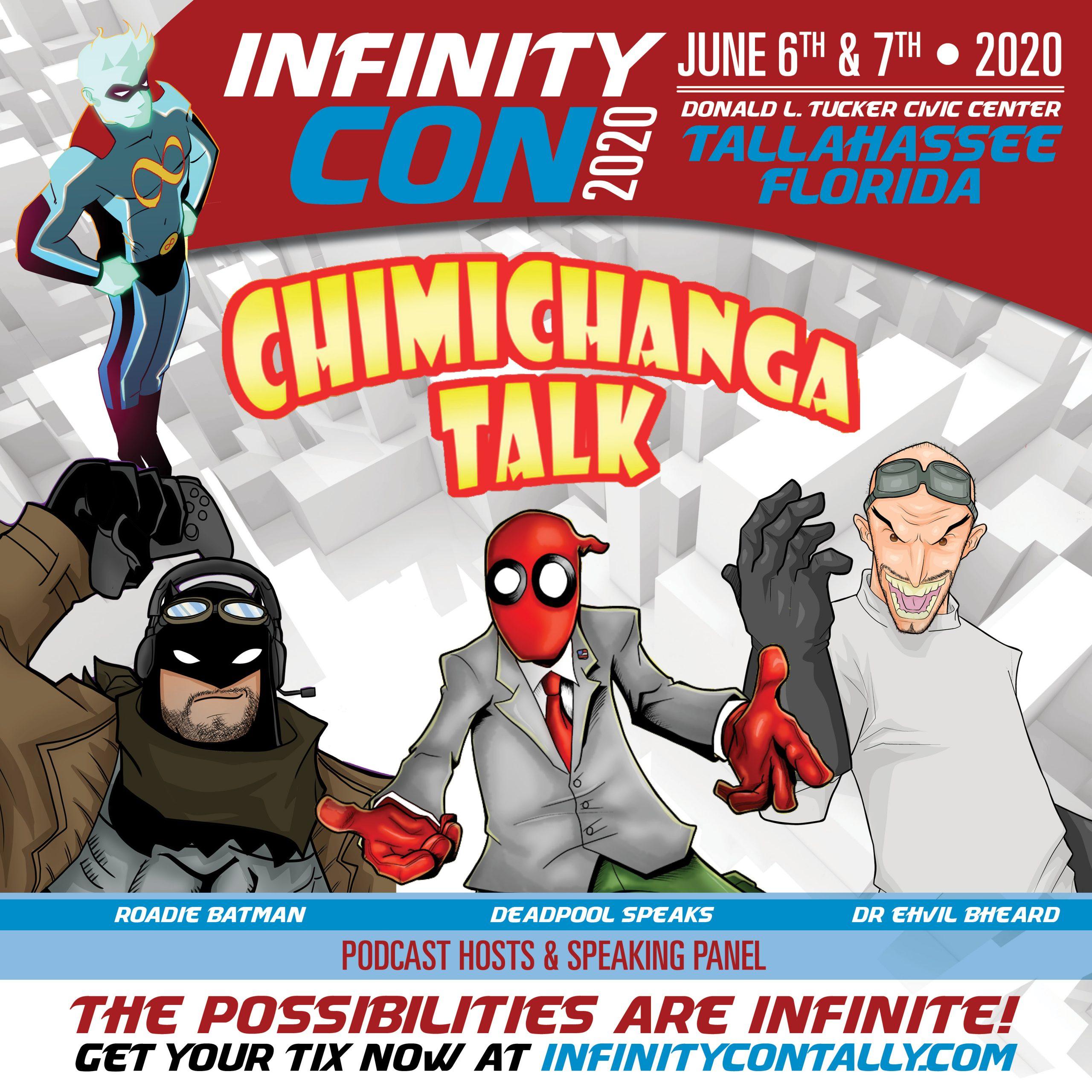 Chimichanga Talk