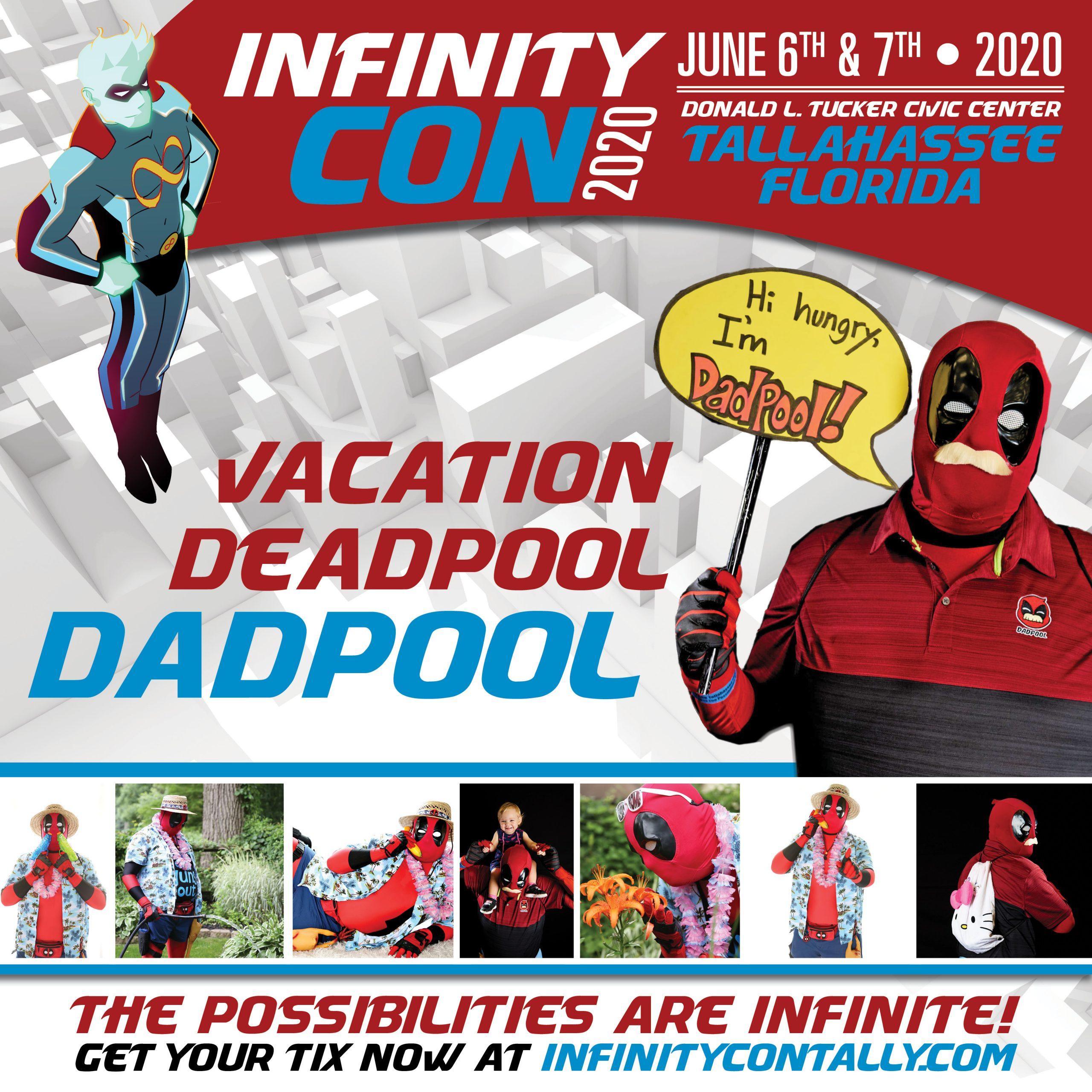 Vacation Deadpool/Dadpool